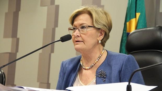 Ana Amélia, vice de Alckmin, surgiu de articulação de Marconi Perillo