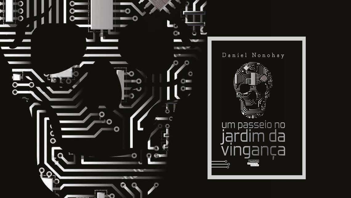 Sombrio e futurista, o mundo de Nonohay desmascara as pulsões do meio virtual
