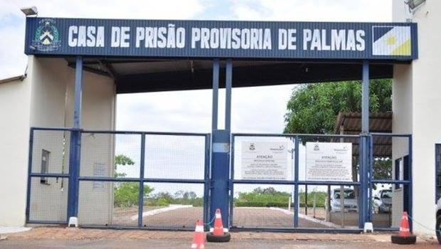 Judiciário determina a remoção de 86 presos da CPP de Palmas