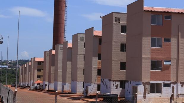 Em Cidade Ocidental, mais de 500 moradias para famílias de baixa renda