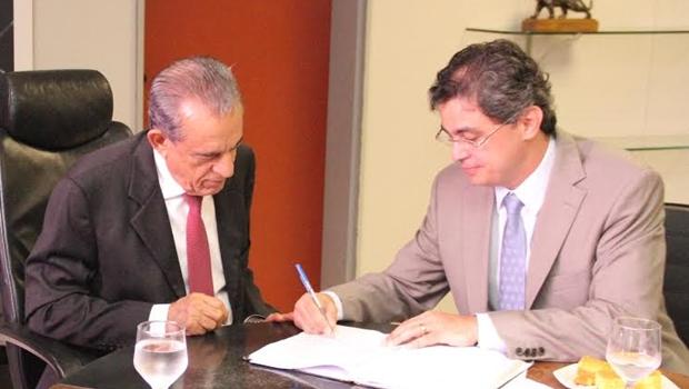 Presidente do DEM municipal assume comando do Instituto de Previdência de Goiânia