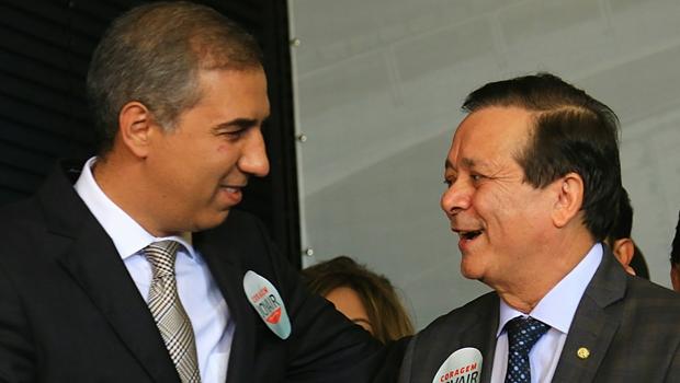 Palaciano afirma que Jovair Arantes está fechado, em definitivo, com José Eliton