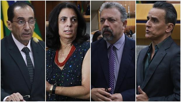 9 vereadores considerados mais atuantes da Câmara Municipal de Goiânia