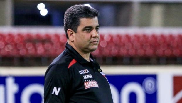 Atlético Goianiense decide manter Marcelo Cabo no cargo