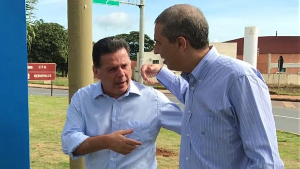 """Goiás na Frente é a """"cola"""" que reaglutina a base de apoio a Marconi e Zé Eliton"""