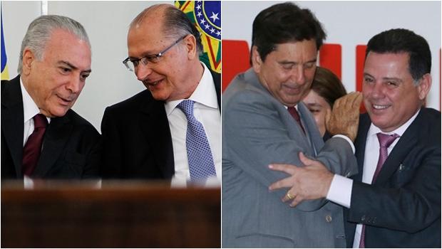 Aliança de Michel Temer com PSDB no país pode gestar aliança entre Marconi e Maguito em Goiás?