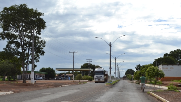 Tremor de terra assusta moradores de Novo Planalto