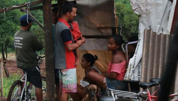 Vereador relata situação desumana vivida por famílias após desocupação do Parque Atheneu
