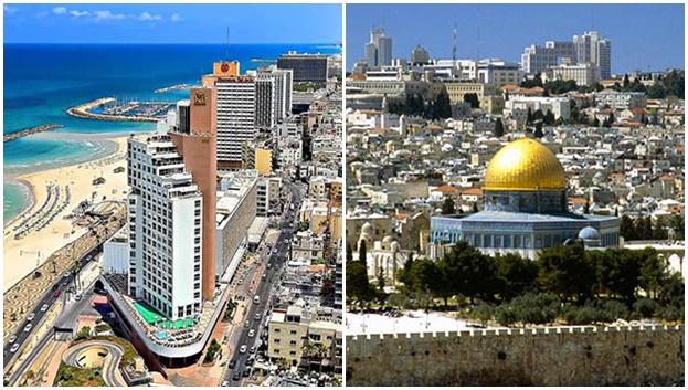 Mudança de embaixada dos EUA de Tel Aviv para Jerusalém pode ser explosiva