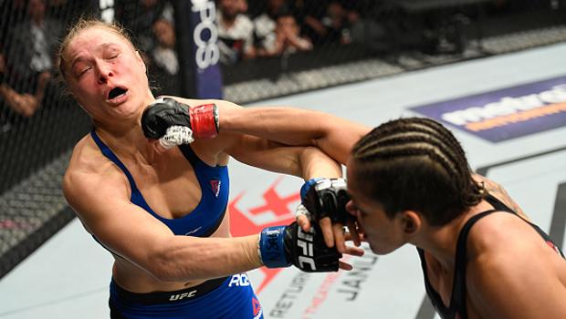 Forte como o aço e com um boxe afiado, Amanda Nunes pode se tornar a grande estrela do UFC