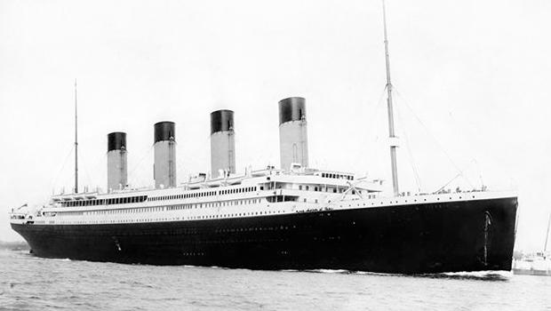 Incêndio pode ter sido principal responsável pelo afundamento do Titanic