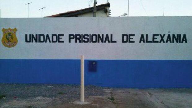 Briga entre cinco detentos da unidade prisional de Alexânia deixa um morto