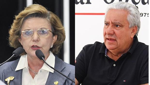Lúcia Vânia, possível candidata a senadora, diz que no momento não dá para definir projetos