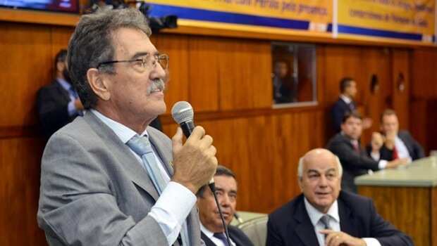 Júlio da Retífica é eleito 1º secretário da Mesa Diretora da Assembleia