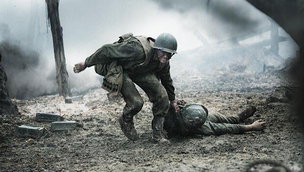 """""""Até o último homem"""" é bom, mas não é filme de Oscar"""