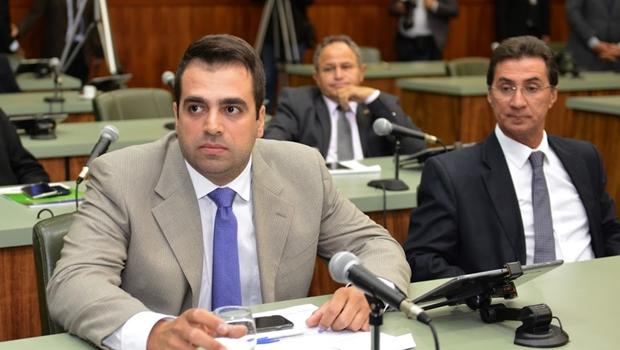 Gustavo Sebba deve ser o presidente da Comissão de Constituição e Justiça