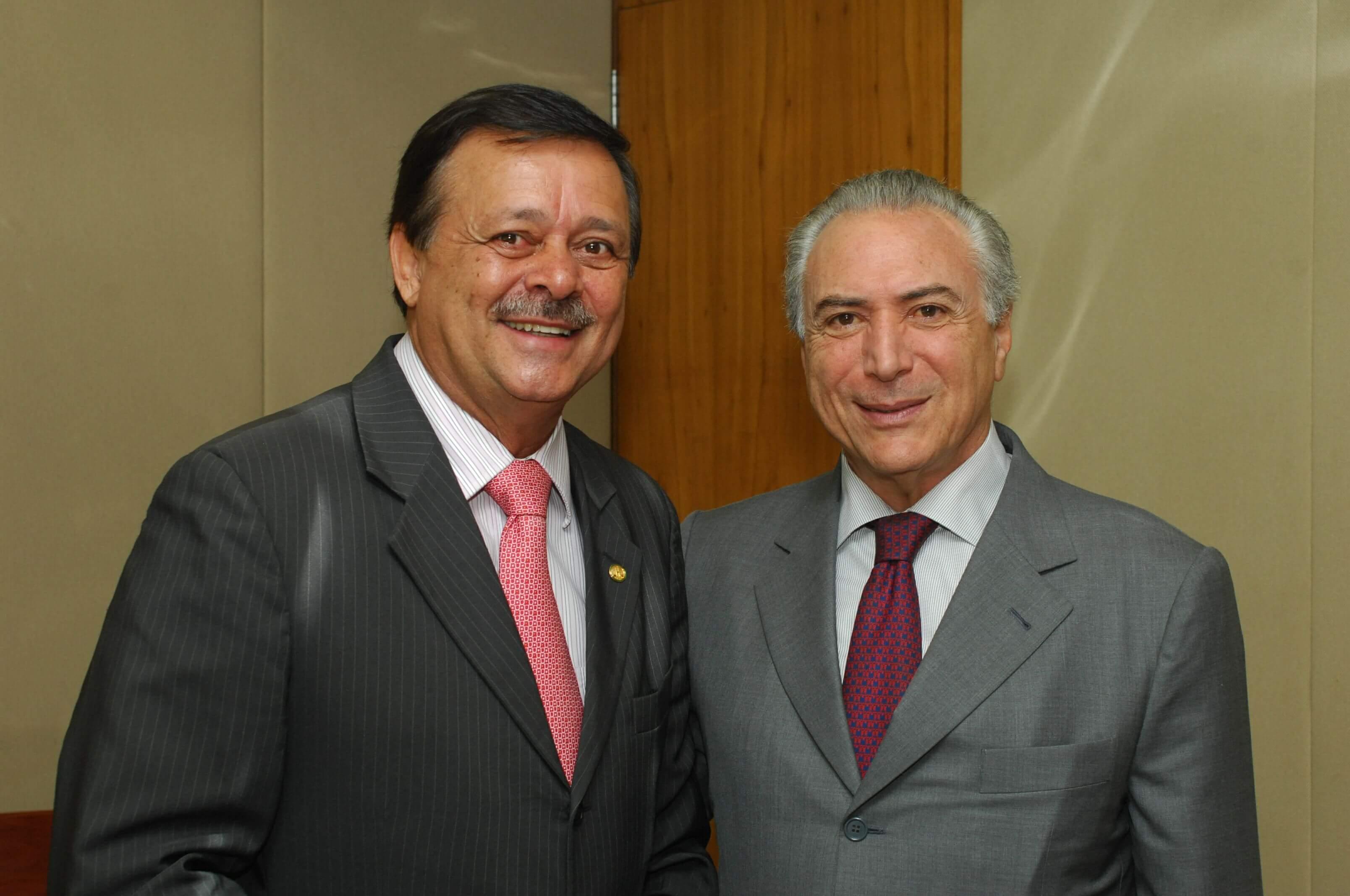 Revista Época diz que Jovair Arantes pode ser ministro do Esporte ou do Turismo