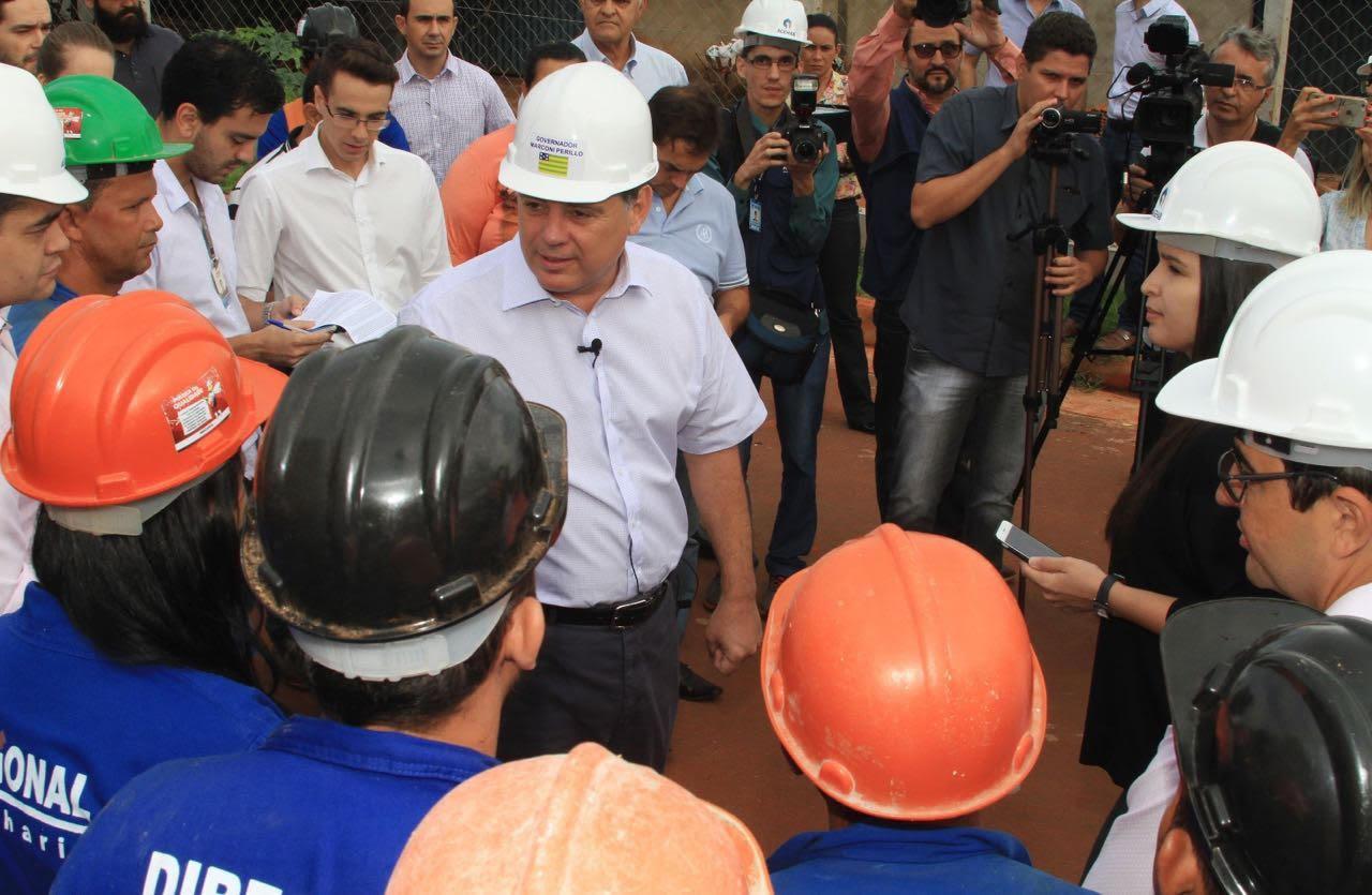 Marconi Perillo é um dos políticos brasileiros que mais se destacam na internet