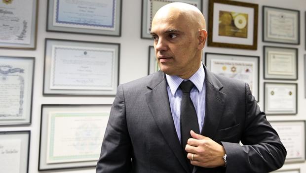 Alexandre de Moraes será sabatinado pelo Senado na próxima semana