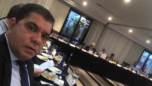 Prefeito de Palmas participa do Programa Cidades Sustentáveis
