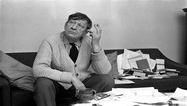 Há 110 anos nascia W. H. Auden