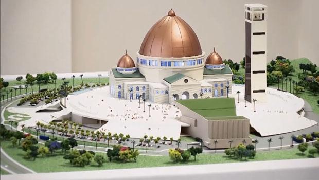Goiás terá uma das maiores basílicas do Brasil