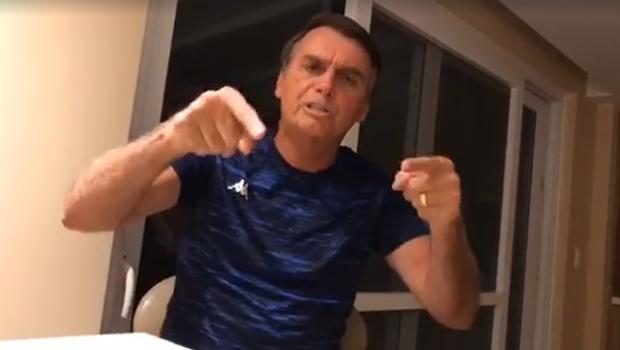 """""""Minha especialidade é matar"""", declara Jair Bolsonaro"""