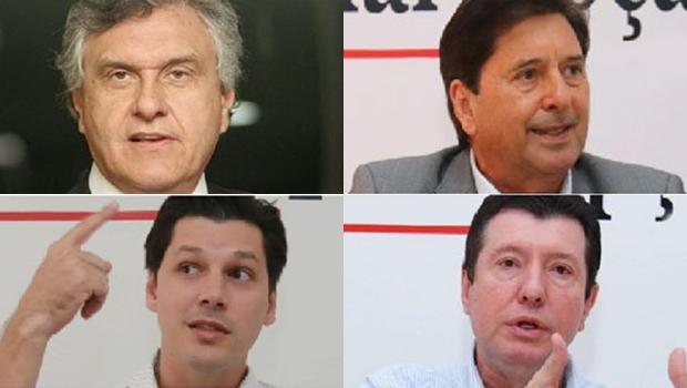 Objetivo é isolar Ronaldo Caiado de tal forma que tenha de apoiar o candidato do PMDB ao governo
