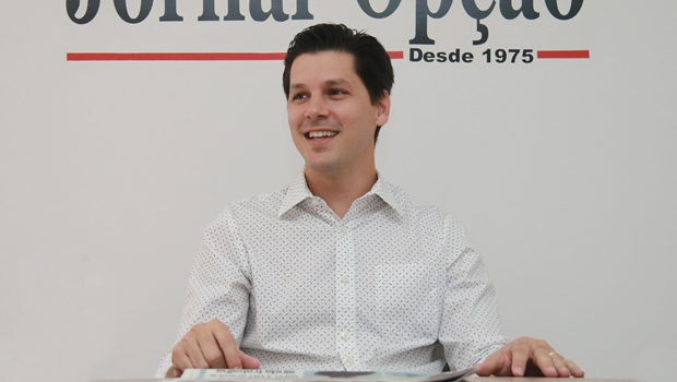Goiano Daniel Vilela será presidente da comissão da reforma trabalhista na Câmara