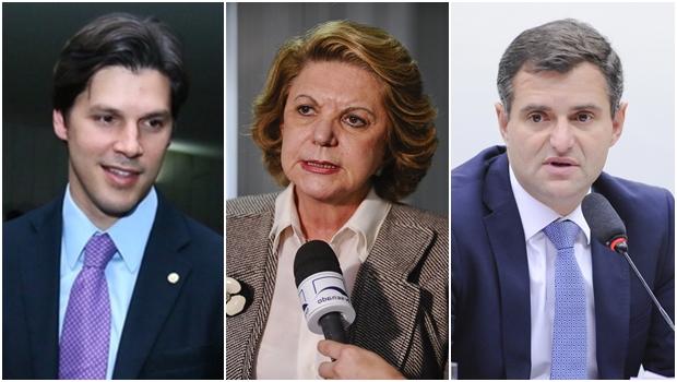 """""""Daniel Vilela quer Lúcia Vânia e Marcos Abrão no seu palanque em 2018"""", diz José Nelto"""