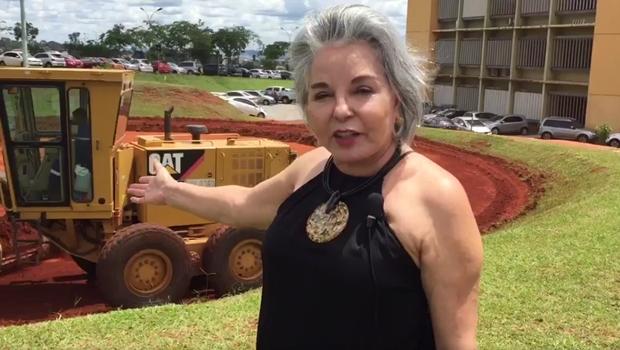 Principal e único projeto de Iris Rezende é eleger Iris Araújo para deputada federal