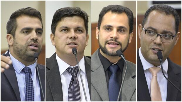 Gustavo Sebba é o favorito para a Comissão de Constituição de Justiça da Assembleia