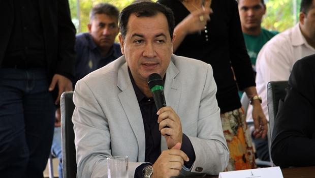 Prefeito de Águas Lindas cobra ações do governo federal no Entorno
