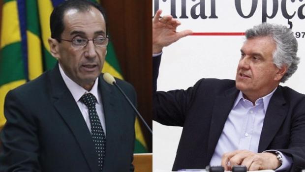 Se candidato a senador, Jorge Kajuru fortalece a candidatura de Ronaldo Caiado para governador