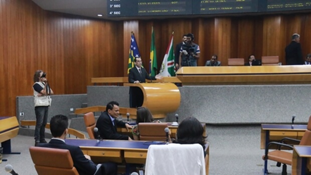 Câmara formaliza pedido para criação do Instituto de Diabetes de Goiânia