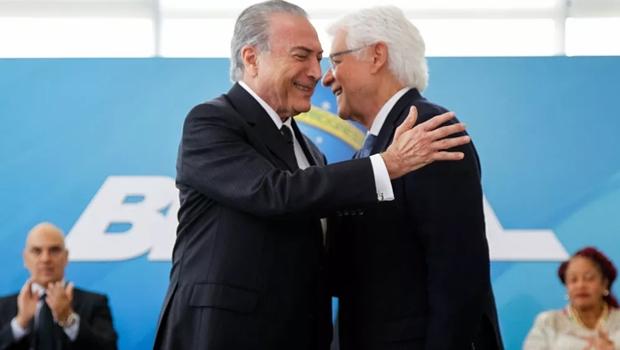 Tribunal federal libera nomeação de Moreira Franco, mas retira foro privilegiado