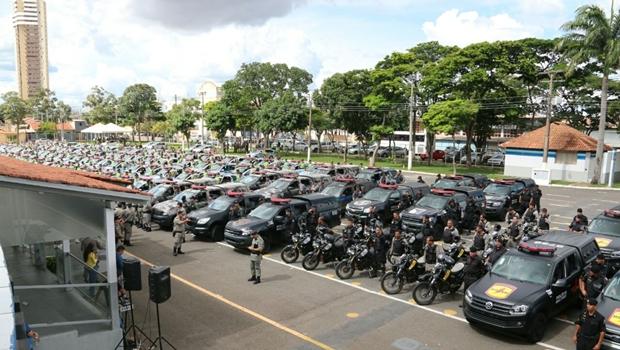 Forças de segurança de Goiás ganham reajuste em horas extras