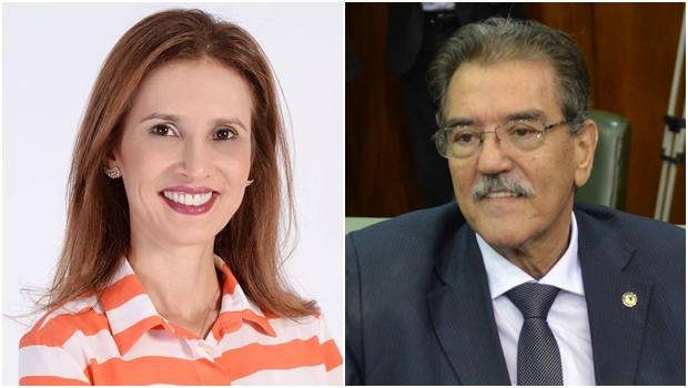 Júlio da Retífica e Vanuza Valadares vão terçar forças pelo eleitorado do Norte de Goiás