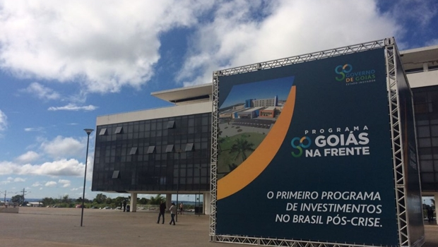 Goiás na Frente: Marconi lança programa que destina R$ 9 bilhões em investimentos