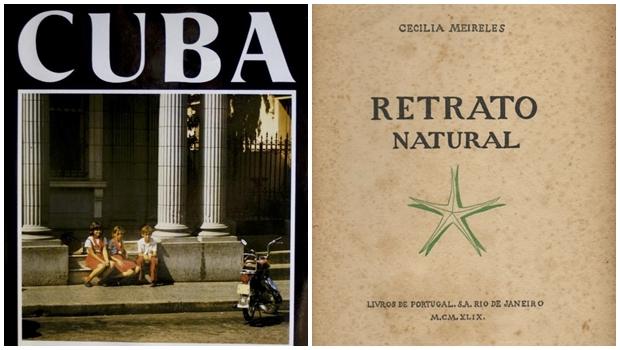 """Leilão de """"livros de esquerda"""" vende 310 obras (de Fidel a Cecília Meireles)"""