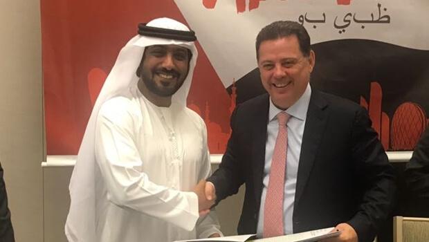 Em Abu Dhabi, Marconi assina acordo para implantação de indústria de armas em Goiás