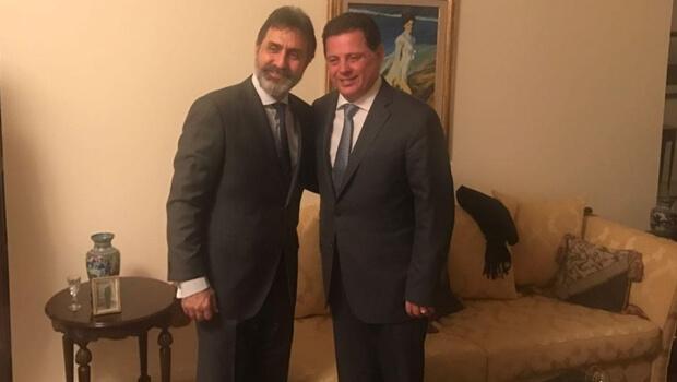 Embaixador do Brasil no Líbano destaca potencial do agronegócio de Goiás