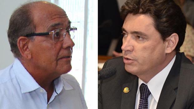 Discussão entre Balestra e Wilder é disputa interna por espaço político