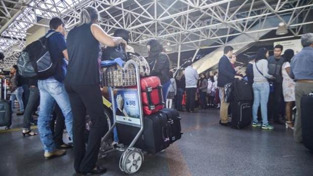 Consumidor tem até esta segunda-feira (13/3) para comprar passagem com despacho de bagagem