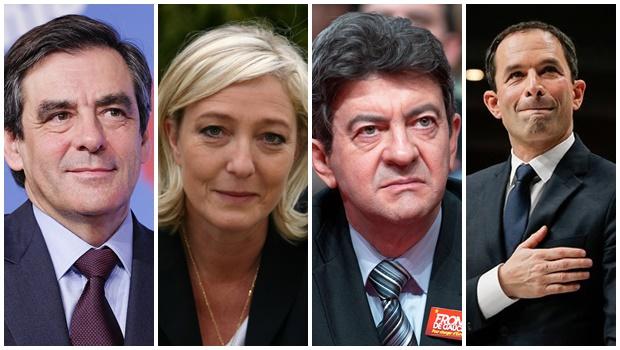 França vai às urnas neste domingo com disputa acirrada e sob ameaça terrorista