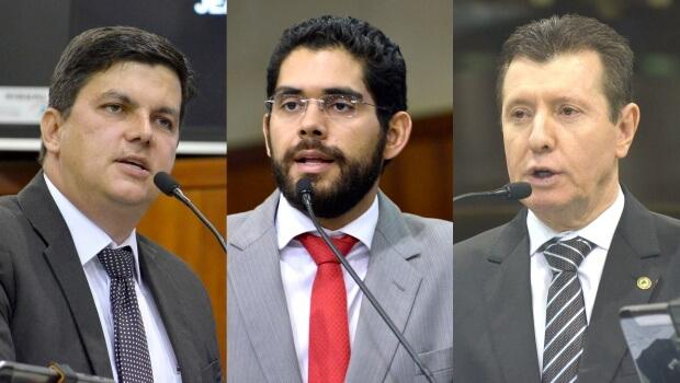Pelo menos três deputados estaduais se lançarão candidatos a federal em 2018