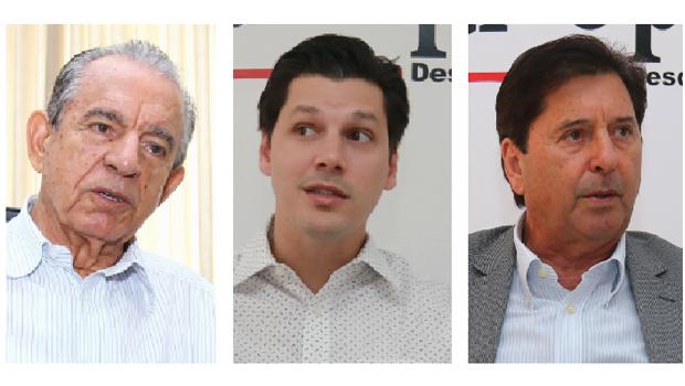 Ligação de Daniel e Maguito Vilela com Odebrecht anestesia PMDB