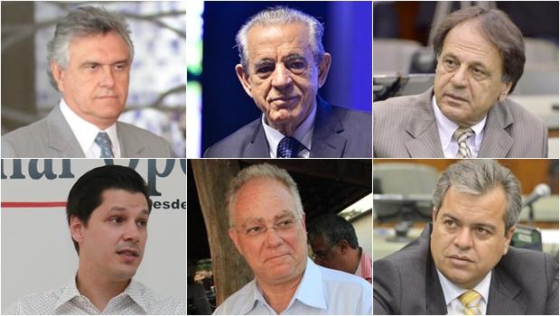 Dois PMDBs não querem a candidatura de Daniel Vilela a governador