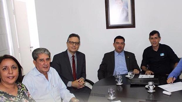 Vitti diz que Assembleia Legislativa vai colaborar com Balestreri