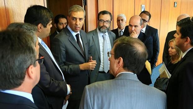 No STF, José Eliton defende permanência de incentivos fiscais em Goiás